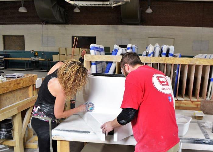 oliver fiberglass products services custom fiberglass 2